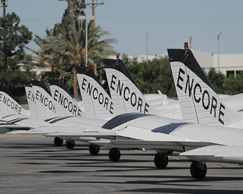 Commercial-Pilot-Van-Nuys-Airport Flight School Van Nuys Airport Encore Flight Academy