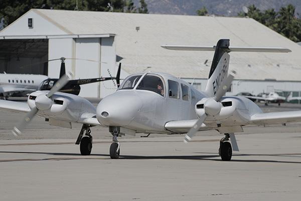 Multi-Engine-Aircraft-Training Flight School Van Nuys Airport Encore Flight Academy