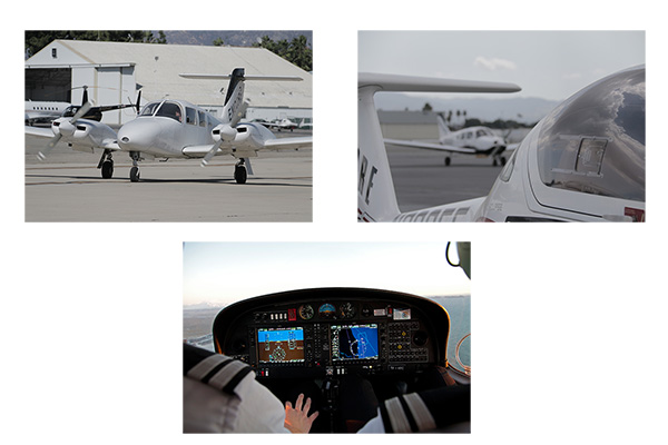 Private-Multi-Instrument-Package-Encore-Flight-School Flight School Van Nuys Airport Encore Flight Academy