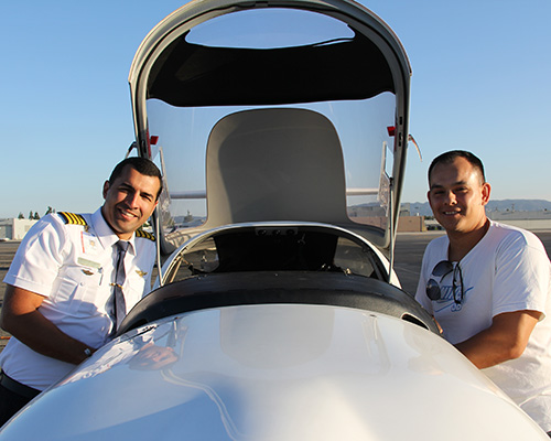 Private-Pilot-Training-in-Los-Angeles-Flight-School Flight School Van Nuys Airport Encore Flight Academy