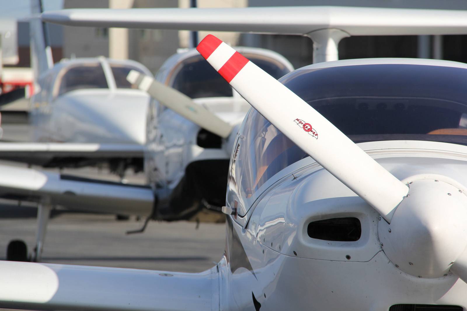 Learn to fly at Van Nuys Airport in Los Angeles
