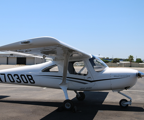 Cessna-SkyCatcher Fleet of Aircraft Rental at Van Nuys Airport | Encore Flight Academy