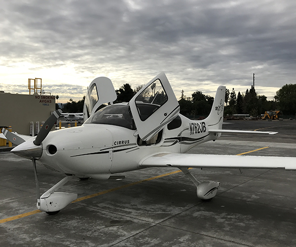 Cirrus-SR20-Rental Fleet of Aircraft Rental at Van Nuys Airport | Encore Flight Academy