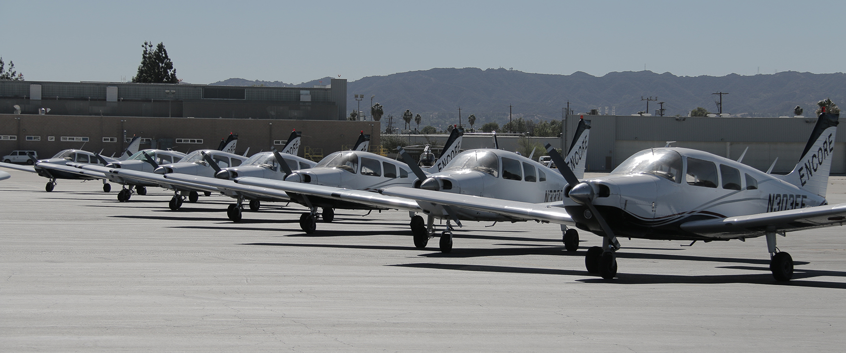 Flight School Van Nuys Airport Los Angeles