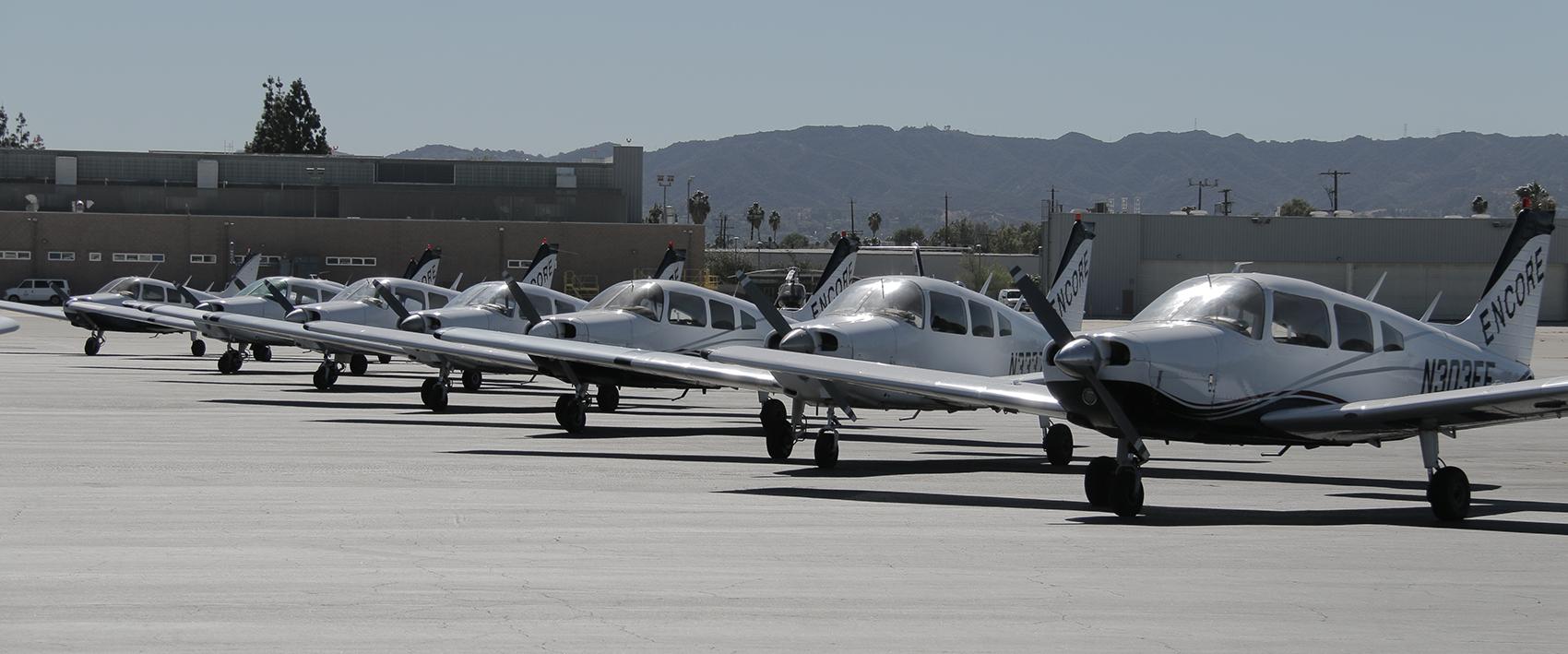 Flight School Van Nuys Airport Los Angeles