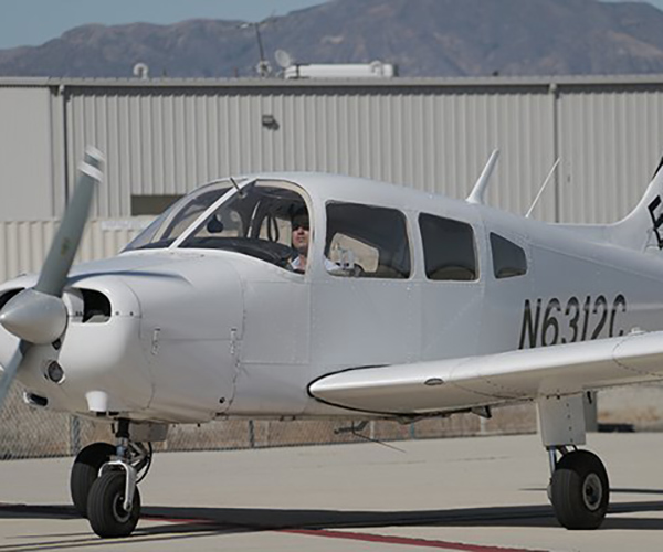 PIPER-WARRIOR-ENCORE-FLIGHT-N6312C-1 Fleet of Aircraft Rental at Van Nuys Airport | Encore Flight Academy