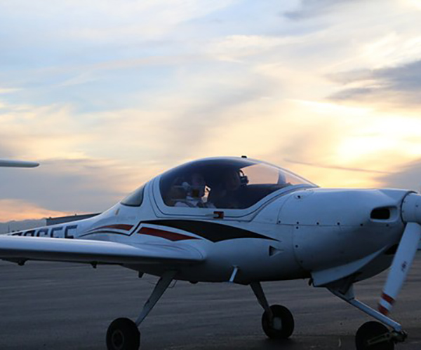 diamond-Da20-Aircraft-Rental-Fleet-N306ef-1 Fleet of Aircraft Rental at Van Nuys Airport | Encore Flight Academy