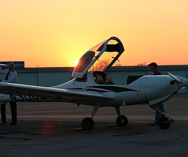 diamond-Da20-Aircraft-Rental-Fleet-N308ef-1 Fleet of Aircraft Rental at Van Nuys Airport | Encore Flight Academy