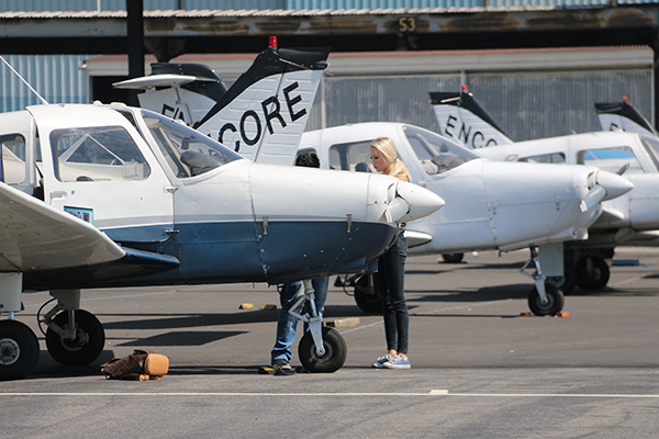 Aircraft-rental-with-Encore-Flight Piper Warrior Aircraft Rental Los Angeles